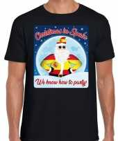 Fout spanje kerstborrel trui christmas spain zwart heren